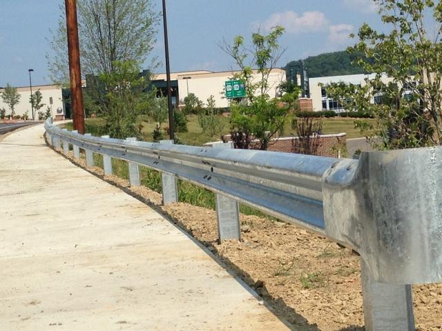 Guard Rails Pittsburgh