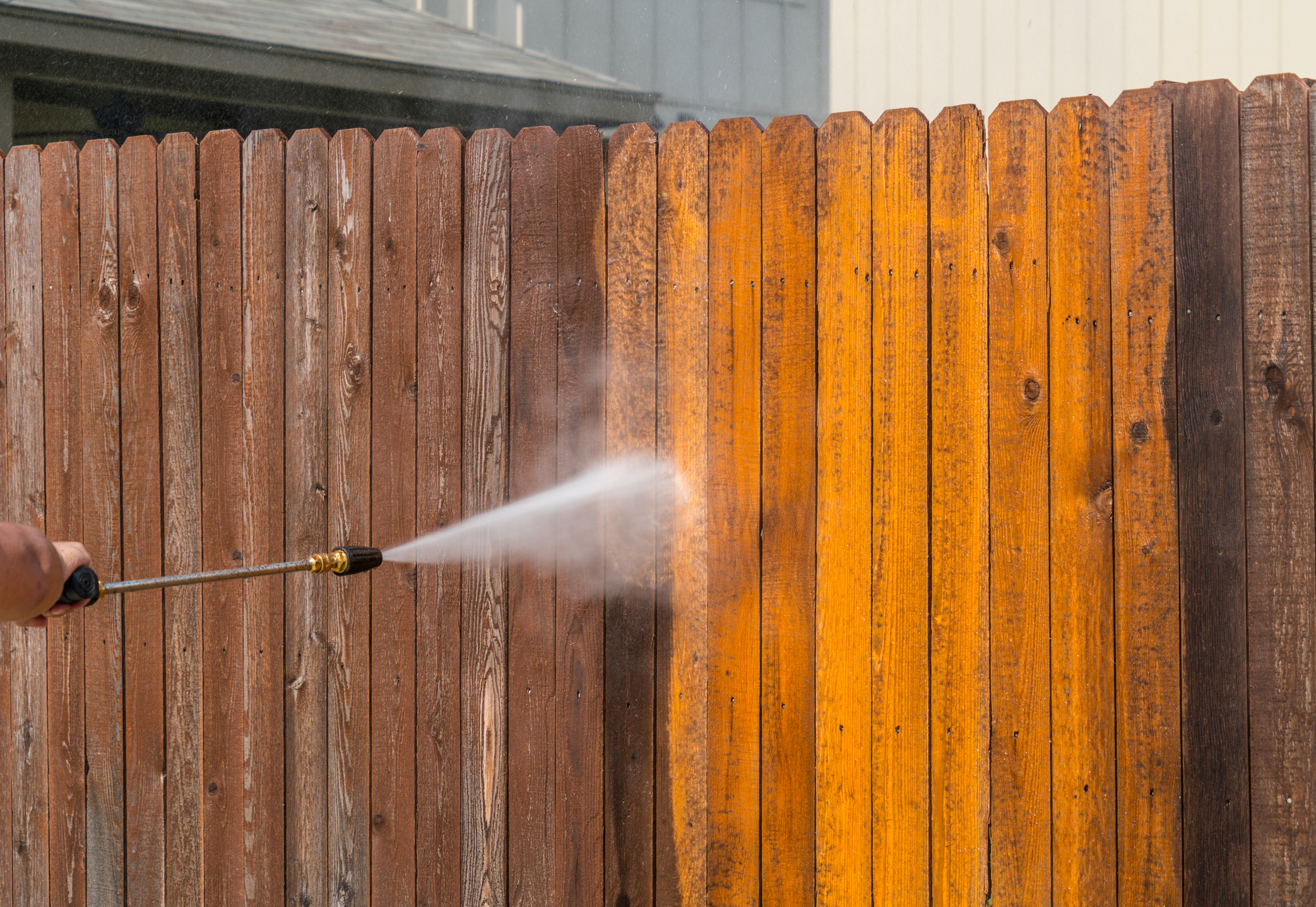 Damaged Fence Repair Pittsburgh