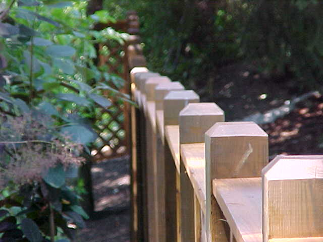 Wood Fencing Pittsburgh