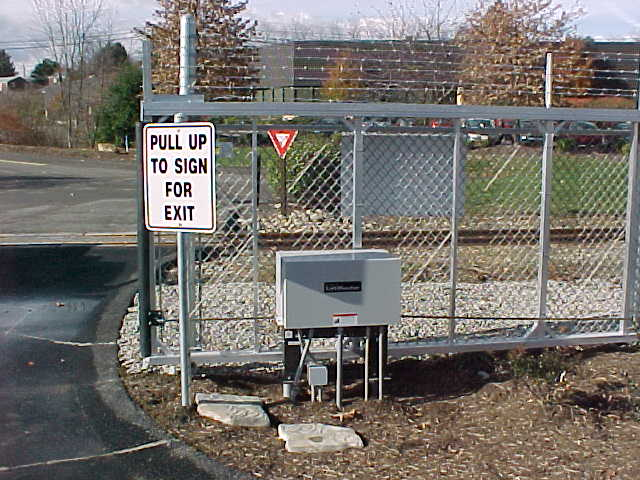 Industrial Fencing Pittsburgh
