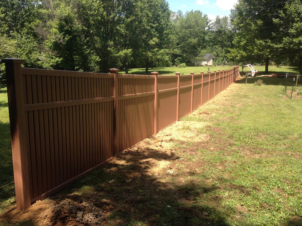 Vinyl Fencing Pittsburgh