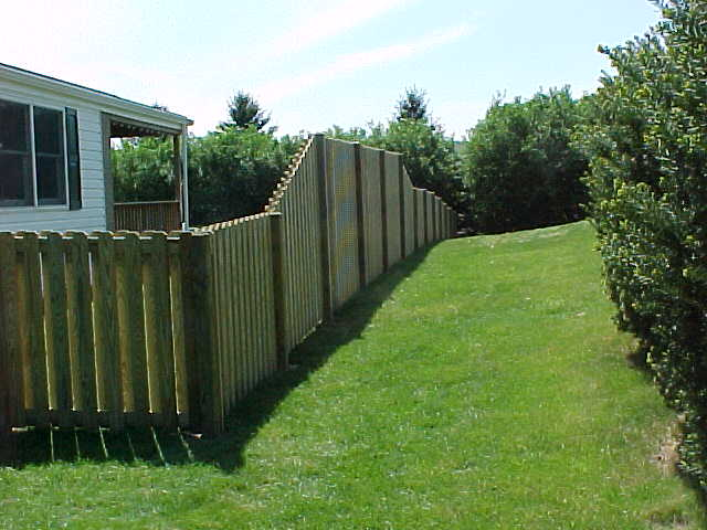 Choosing a Fence for Your Yard