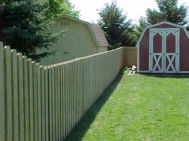 Wood Fences Pittsburgh
