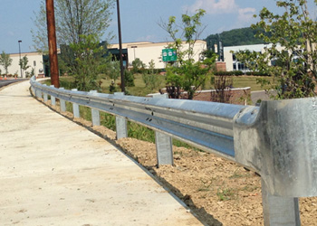 Guard rail installation pittsburgh fence co inc