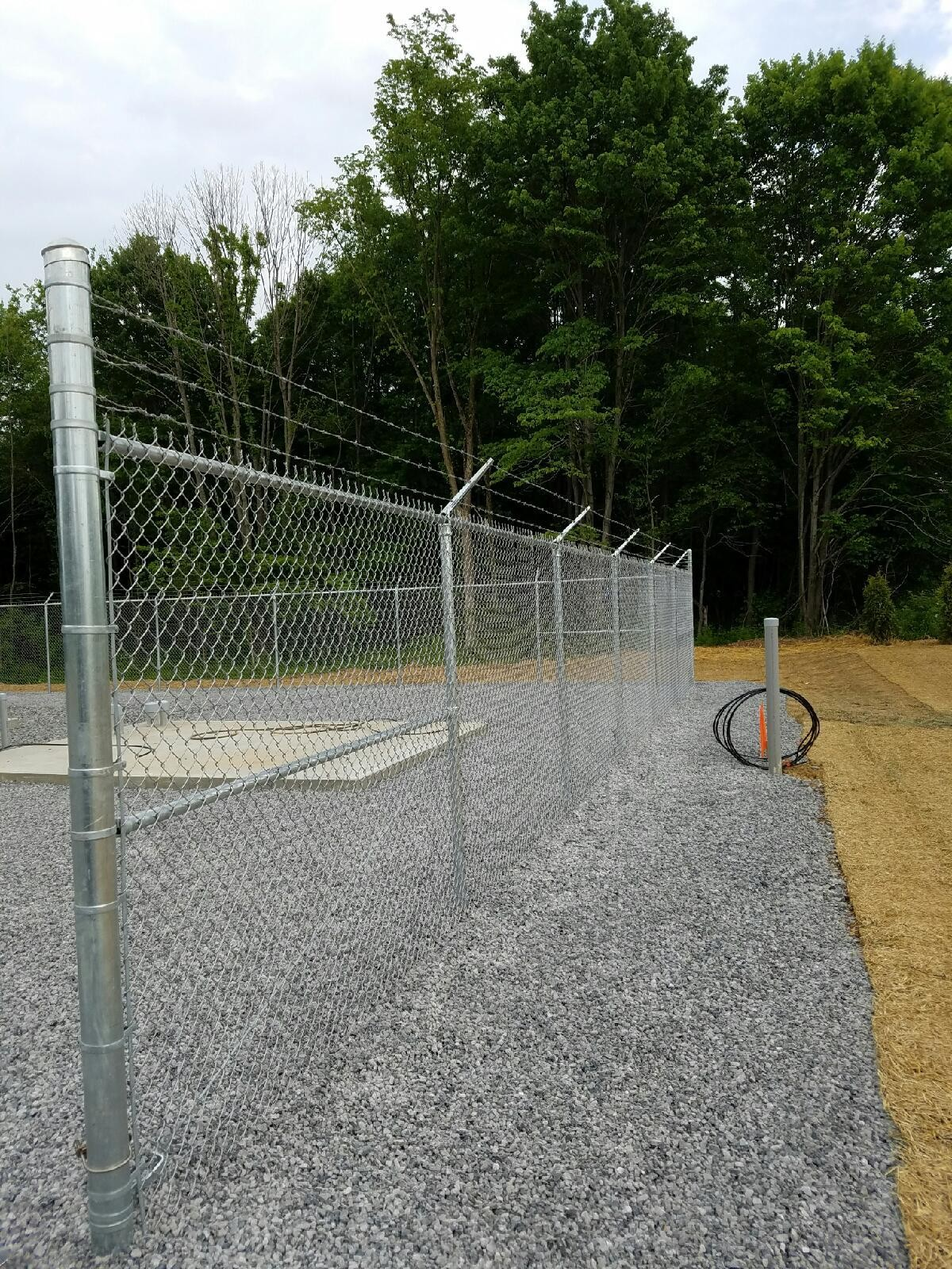 Securing Your Business with a Fence