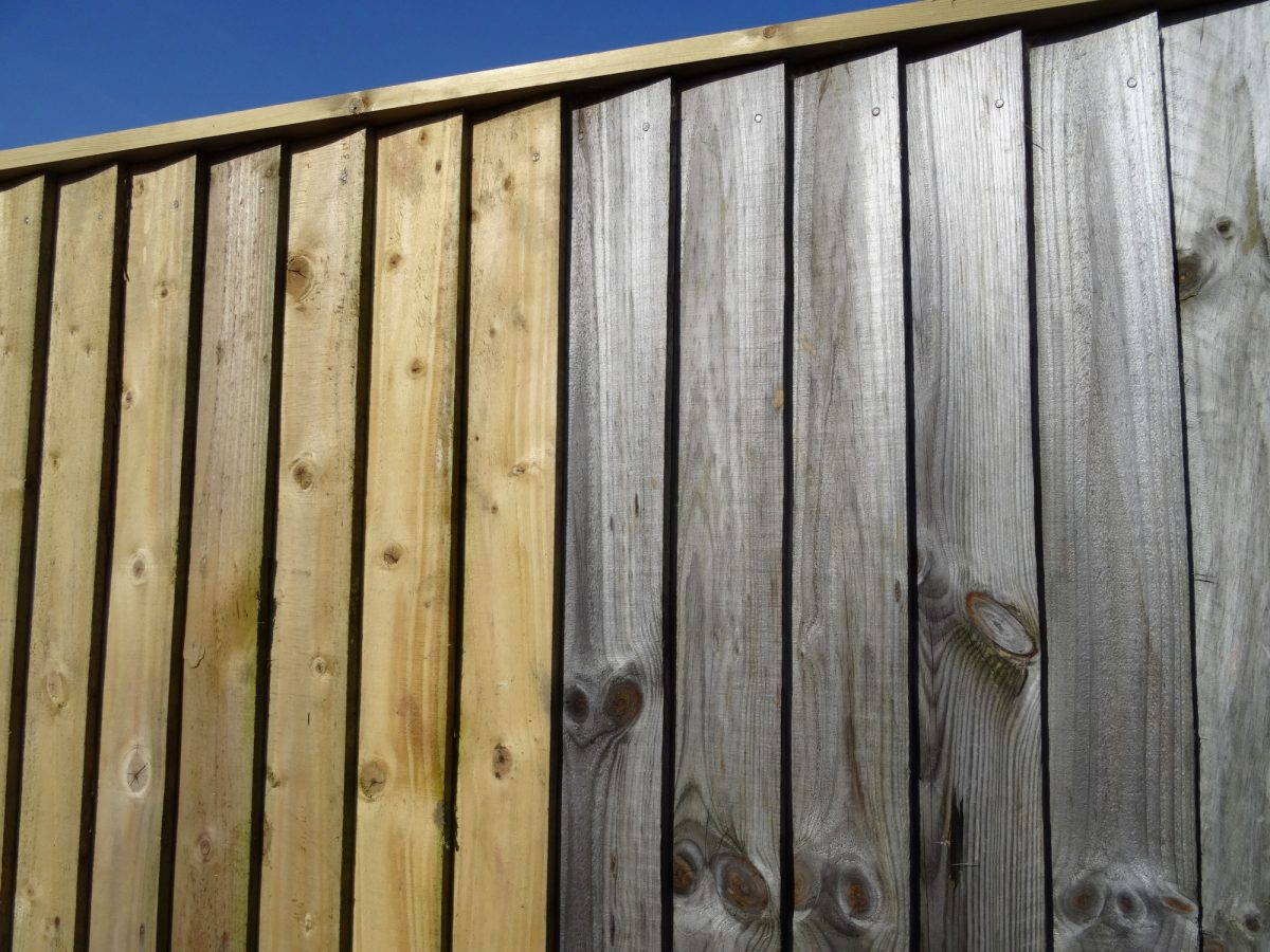 How to Prevent Fence Rot
