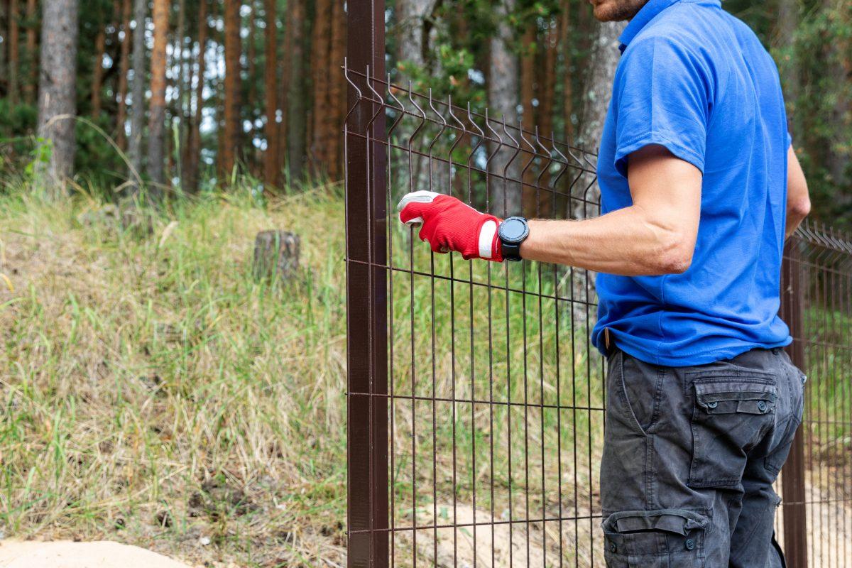 Preparing for Spring Fence Installation