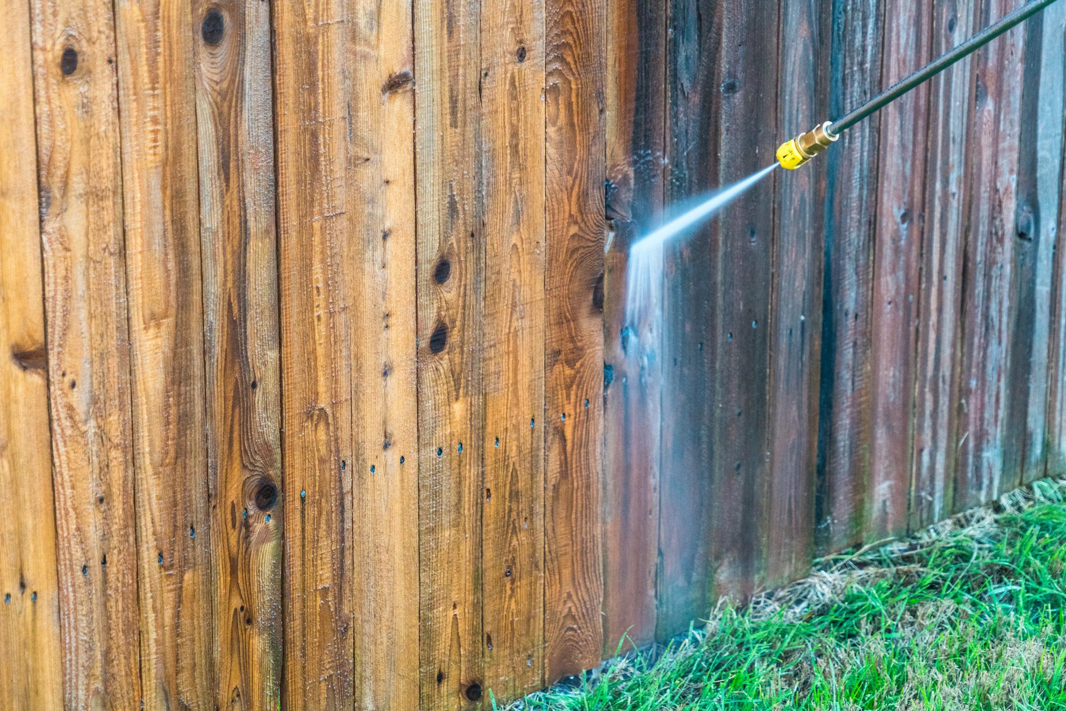 Fence Maintenance Pittsburgh
