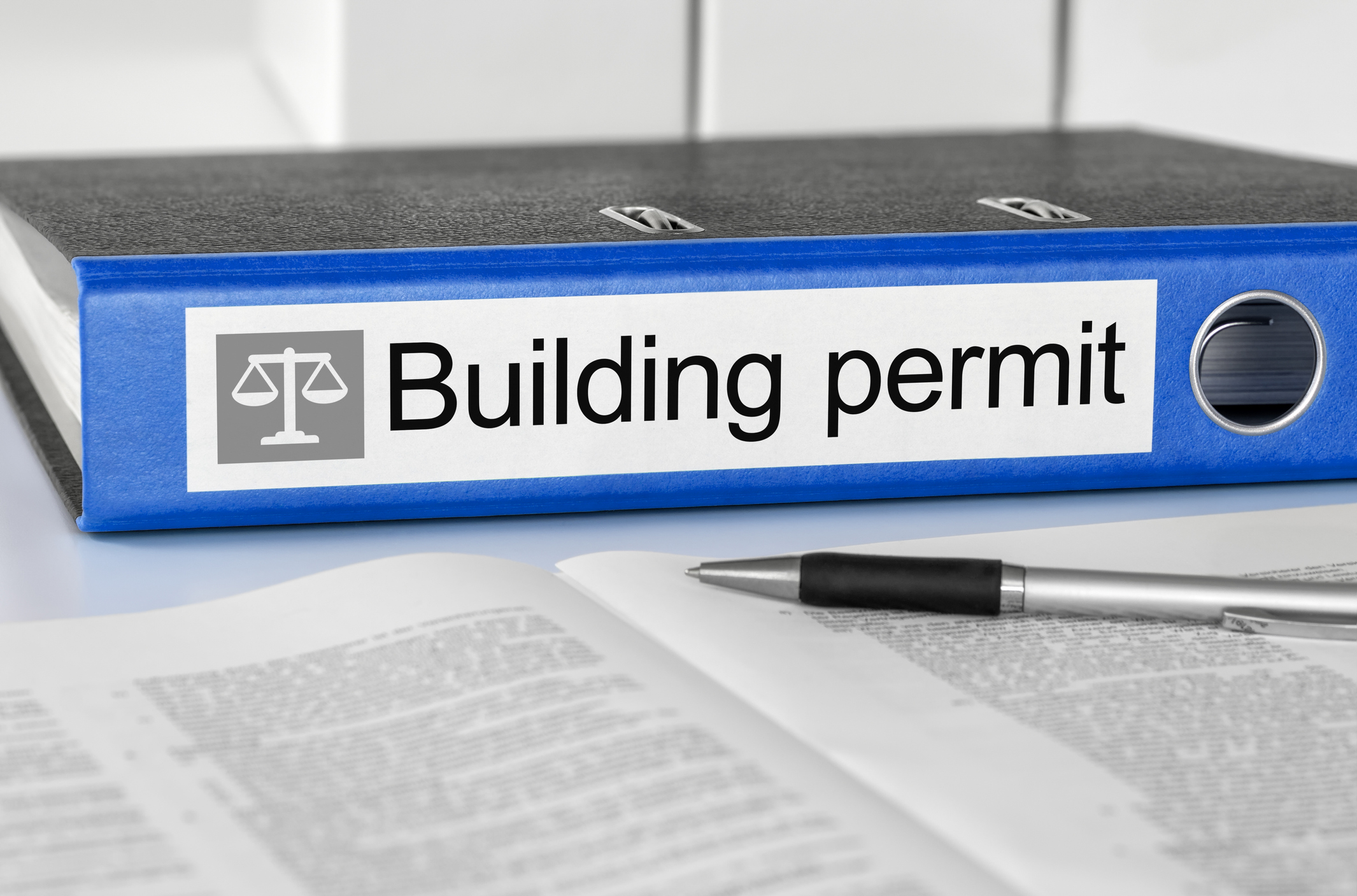 commercial fencing Pittsburgh building permit